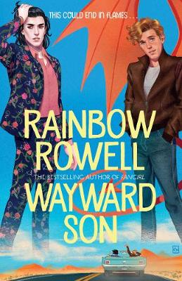 Cover for Wayward Son by Rainbow Rowell