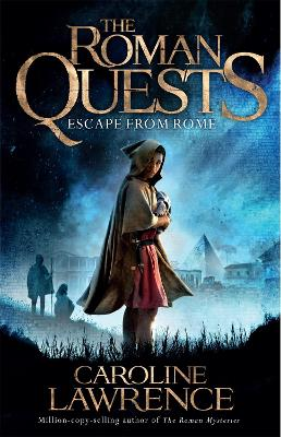 Cover for Roman Quests by Caroline Lawrence