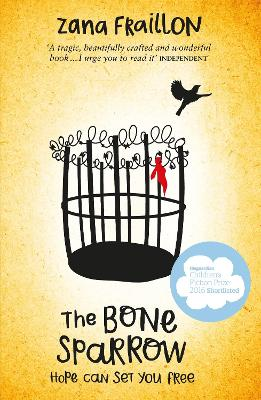 Cover for The Bone Sparrow by Zana Fraillon
