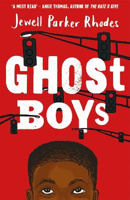 Cover for Ghost Boys by Jewell Parker Rhodes