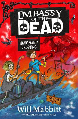 Cover for Embassy of the Dead: Hangman's Crossing by Will Mabbitt