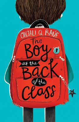 Cover for The Boy At the Back of the Class by Onjali Q. Raúf