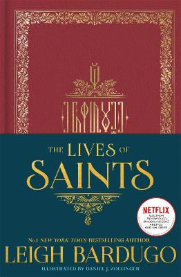 Cover for The Lives of Saints by Leigh Bardugo