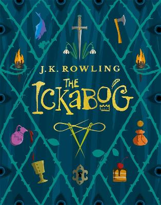 Cover for The Ickabog by J.K. Rowling