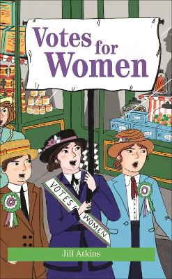 Book Cover for Votes for Women by Jill Atkins
