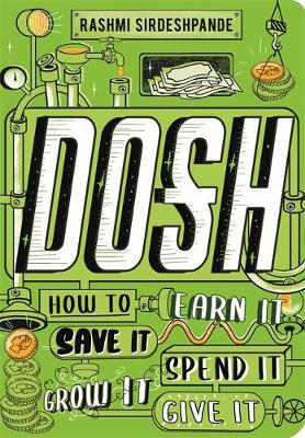 Cover for Dosh by Rashmi Sirdeshpande