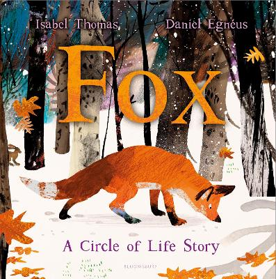Cover for Fox by Isabel Thomas
