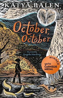 October, October by Katya Balen Book Cover