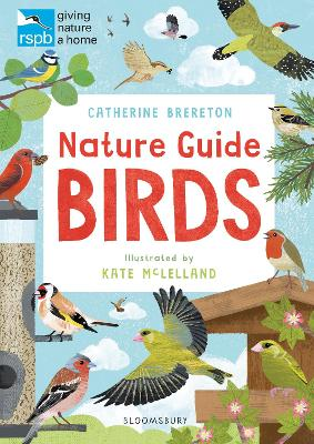 RSPB Nature Guide: Birds