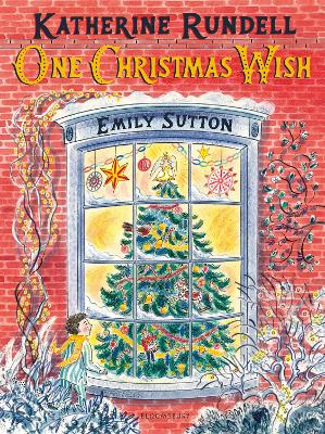 Cover for One Christmas Wish by Katherine Rundell