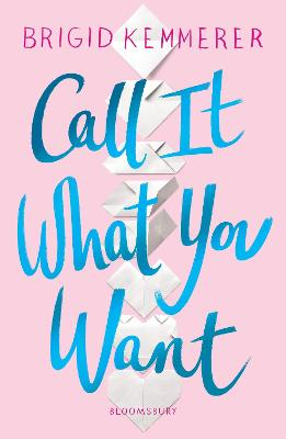 Cover for Call It What You Want by Brigid Kemmerer