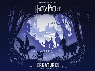 Cover for Harry Potter - Creatures by Warner Bros