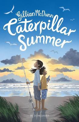 Cover for Caterpillar Summer by Gillian McDunn