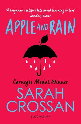 Cover for Apple and Rain by Sarah Crossan