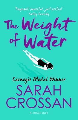 Book Cover for The Weight of Water by Sarah Crossan