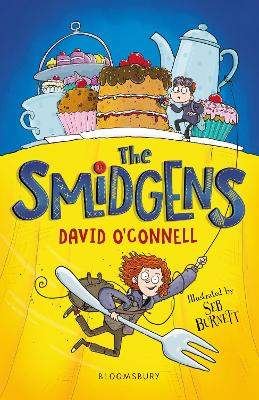 The Smidgens by David O'Connell Book Cover
