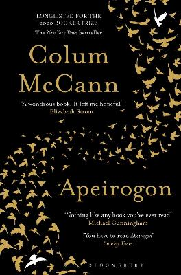 Apeirogon Longlisted for the 2020 Booker Prize