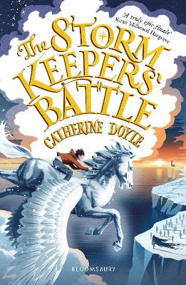 The Storm Keepers' Battle Storm Keeper Trilogy 3