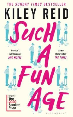 Cover for Such a Fun Age by Kiley Reid