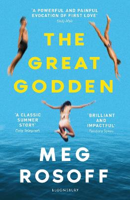 Cover for The Great Godden by Meg Rosoff