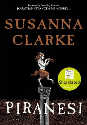 Cover for Piranesi  by Susanna Clarke