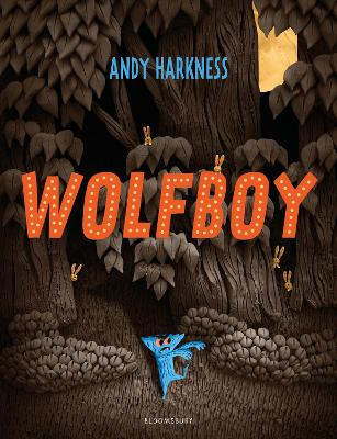 Cover for Wolfboy by Andy Harkness