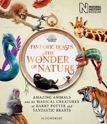 Fantastic Beasts: The Wonder of Nature Amazing Animals and the Magical Creatures of Harry Potter and