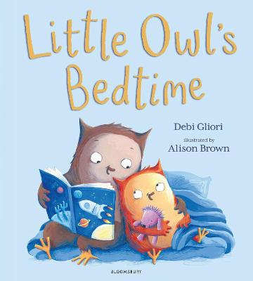Cover for Little Owl's Bedtime by Debi Gliori