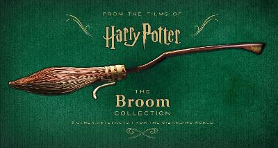 Cover for Harry Potter - The Broom Collection and Other Artefacts from the Wizarding World by Warner Bros.