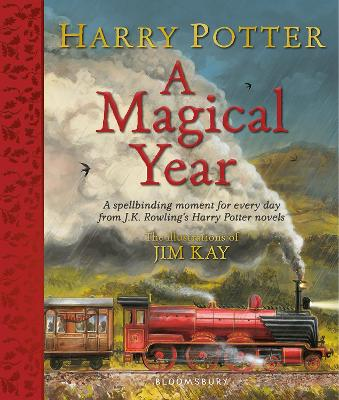 Harry Potter - A Magical Year The Illustrations of Jim Kay