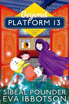 Cover for Beyond Platform 13 by Sibéal Pounder