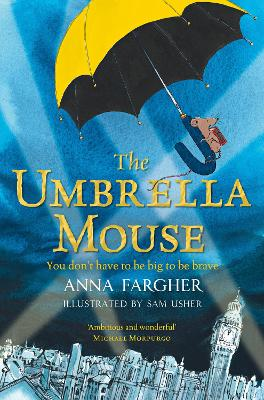 Cover for The Umbrella Mouse by Anna Fargher
