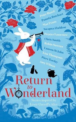 Cover for Return to Wonderland by Various Authors
