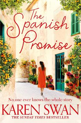 Cover for The Spanish Promise by Karen Swan