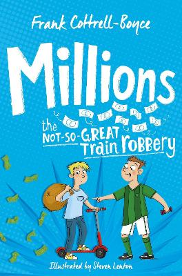 Book Cover for Millions by Frank Cottrell Boyce