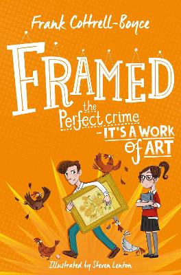 Book Cover for Framed by Frank Cottrell Boyce