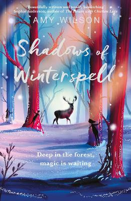 Cover for Shadows of Winterspell  by Amy Wilson