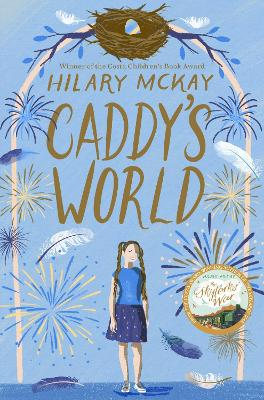 Cover for Caddy's World by Hilary McKay