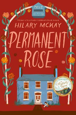 Cover for Permanent Rose by Hilary McKay