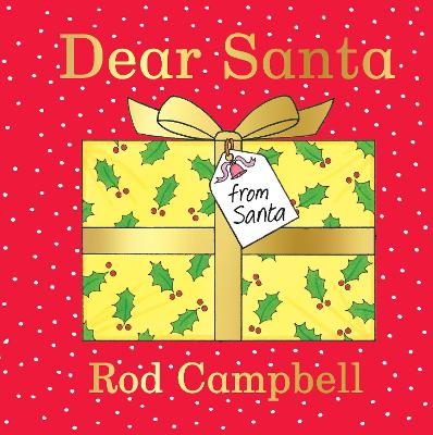 Cover for Dear Santa by Rod Campbell