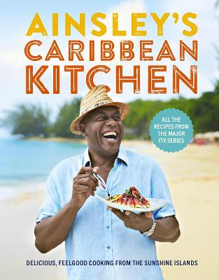 Cover for Ainsley's Caribbean Kitchen  by Ainsley Harriott