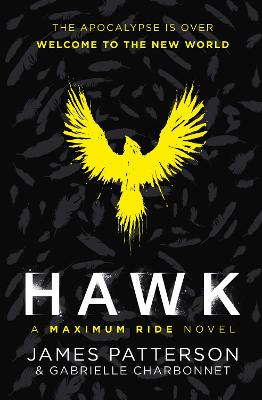 Cover for Hawk by James Patterson