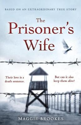 Cover for The Prisoner's Wife by Maggie Brookes