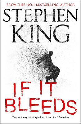 Cover for If It Bleeds by Stephen King