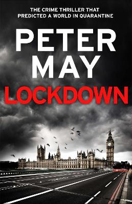 Cover for Lockdown  by Peter May