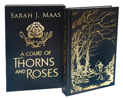 Cover for A Court of Thorns and Roses Collector's Edition by Sarah J. Maas