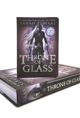 Book Cover for Throne of Glass Miniature Character Collection by Sarah J. Maas