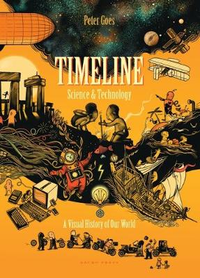 Timeline Science and Technology A Visual History of Our World