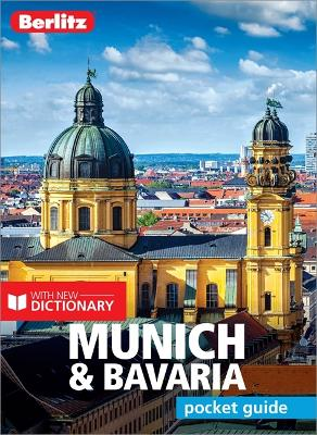 Book Cover for Berlitz Pocket Guide Munich & Bavaria by Berlitz