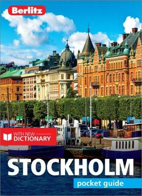 Book Cover for Berlitz Pocket Guide Stockholm by Berlitz